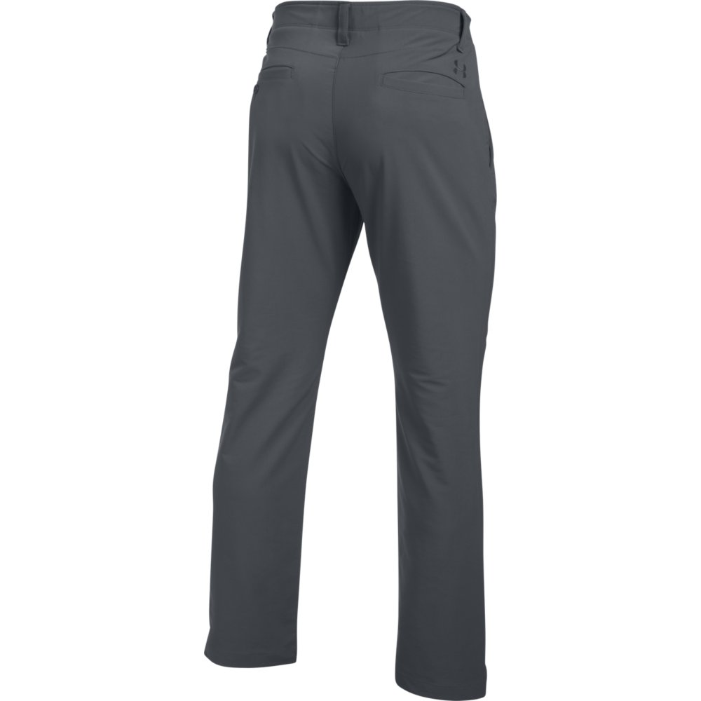 miniatuur 15 - UNDER ARMOUR MENS MATCHPLAY TAPERED LEG GOLF PERFORMANCE TROUSERS (1253492)