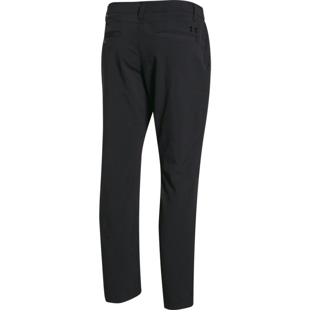 miniatuur 3 - UNDER ARMOUR MENS MATCHPLAY TAPERED LEG GOLF PERFORMANCE TROUSERS (1253492)