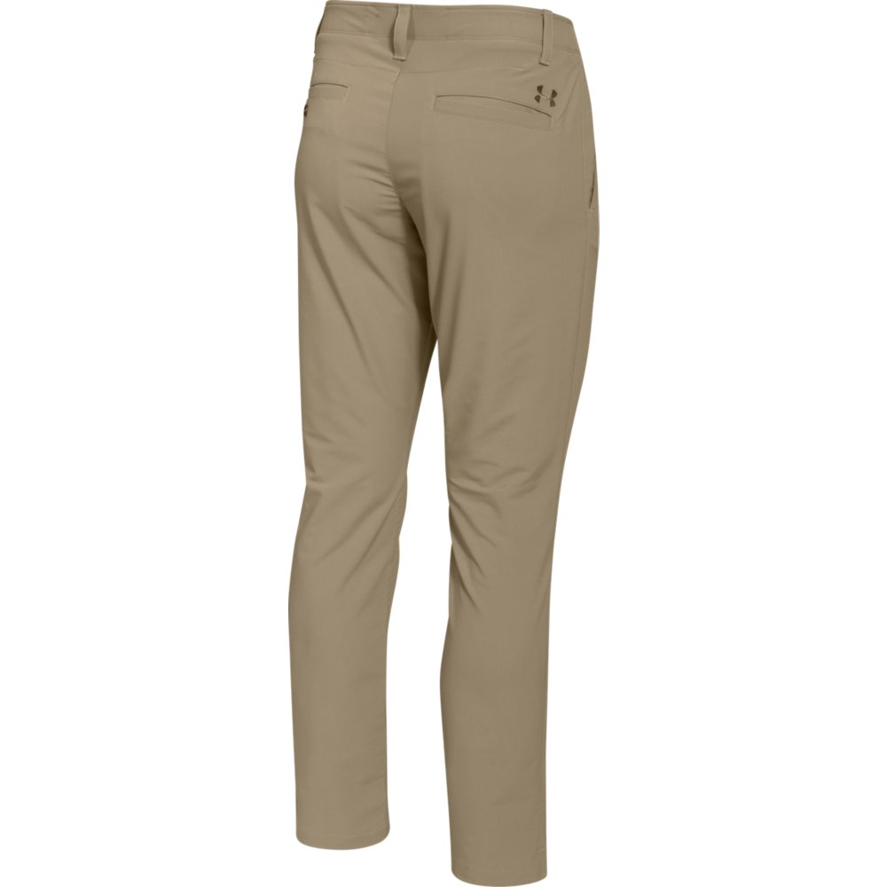 miniatuur 11 - UNDER ARMOUR MENS MATCHPLAY TAPERED LEG GOLF PERFORMANCE TROUSERS (1253492)