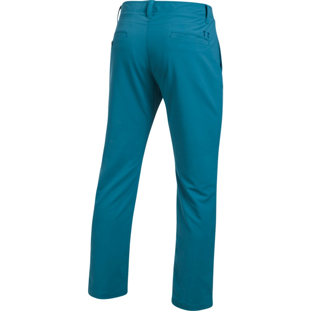 miniatuur 17 - UNDER ARMOUR MENS MATCHPLAY TAPERED LEG GOLF PERFORMANCE TROUSERS (1253492)