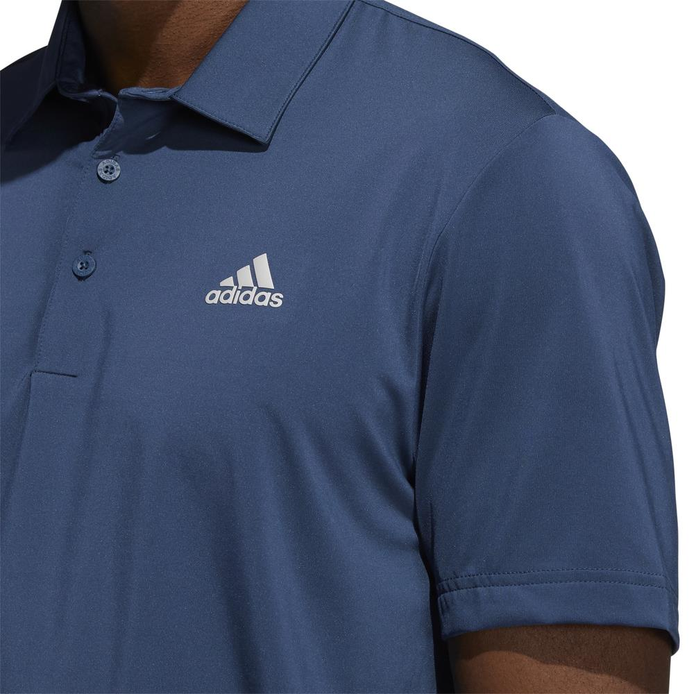 adidas Golf Ultimate365 Solid Mens Polo Shirt  - Crew Navy
