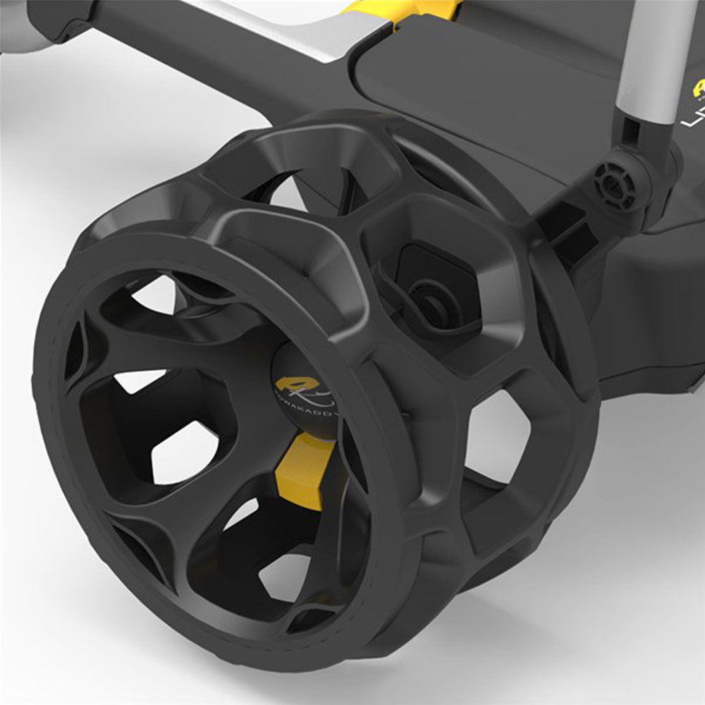 PowaKaddy Golf Trolley Winter Wheels (Fits All PowaKaddy Models)