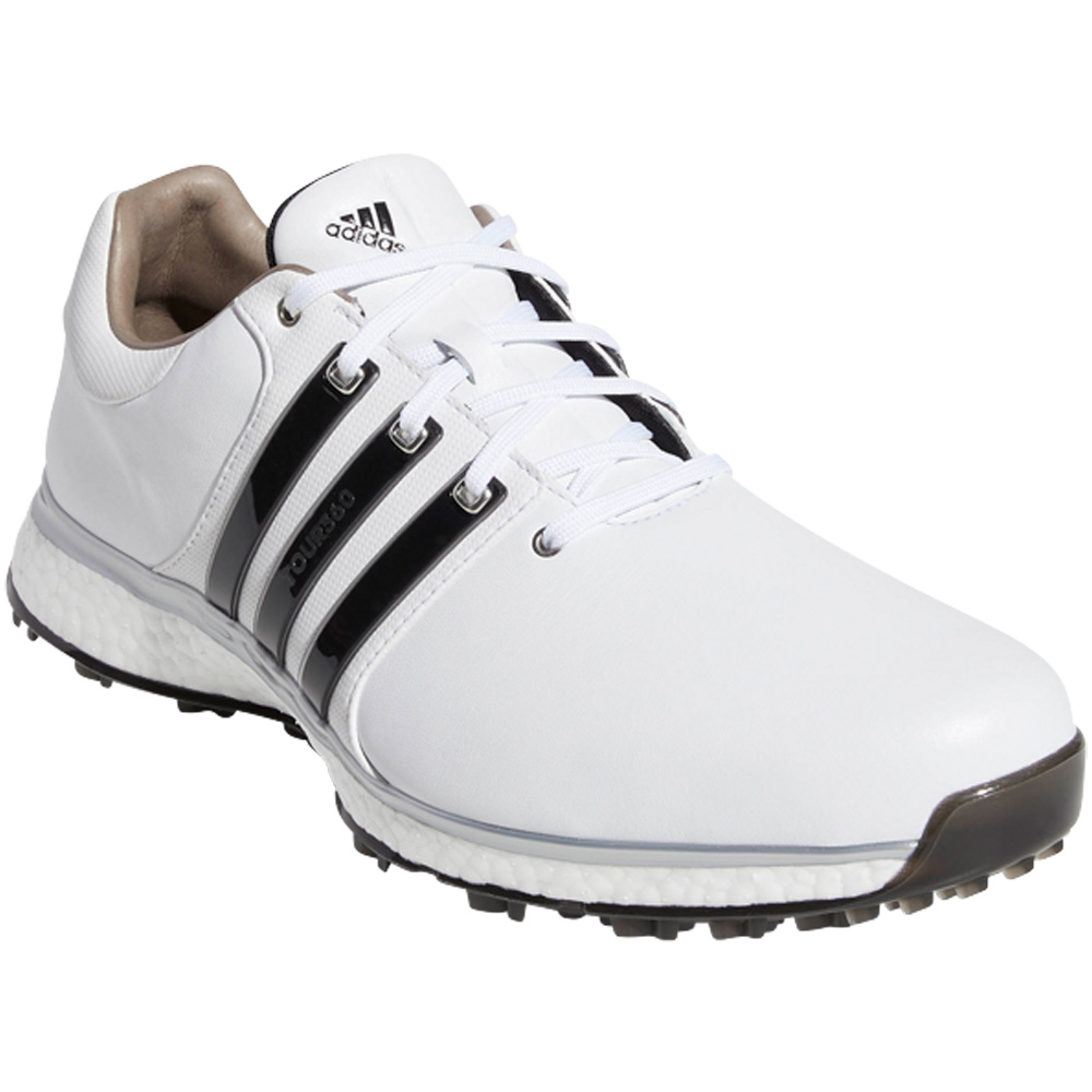adidas Tour 360 XT-SL Waterproof Spikeless Mens Golf Shoes - Wide Fit