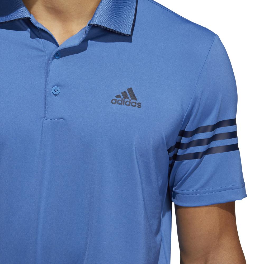 adidas Golf Ultimate365 Blocked Mens Polo Shirt