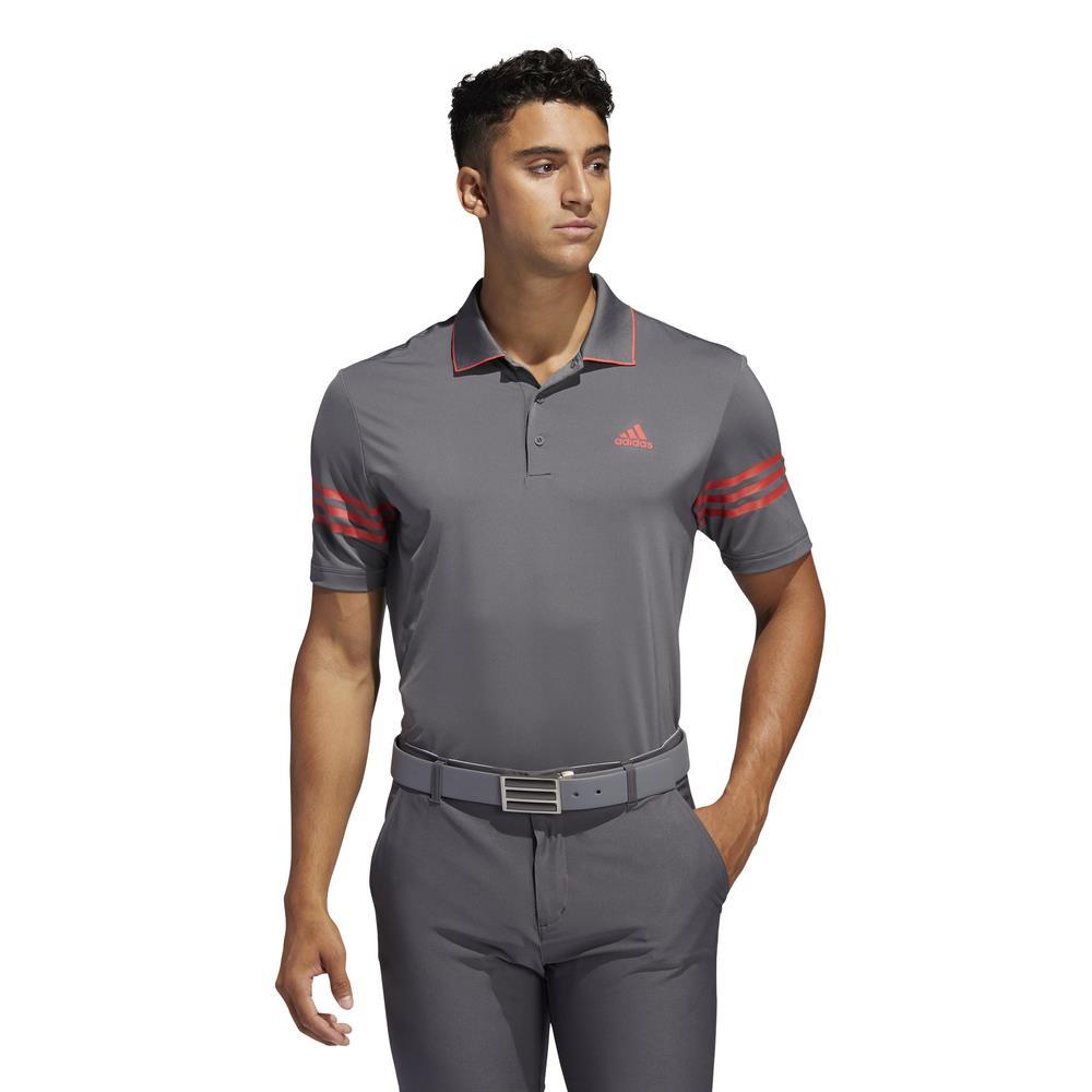 adidas Golf Ultimate365 Blocked Mens Polo Shirt