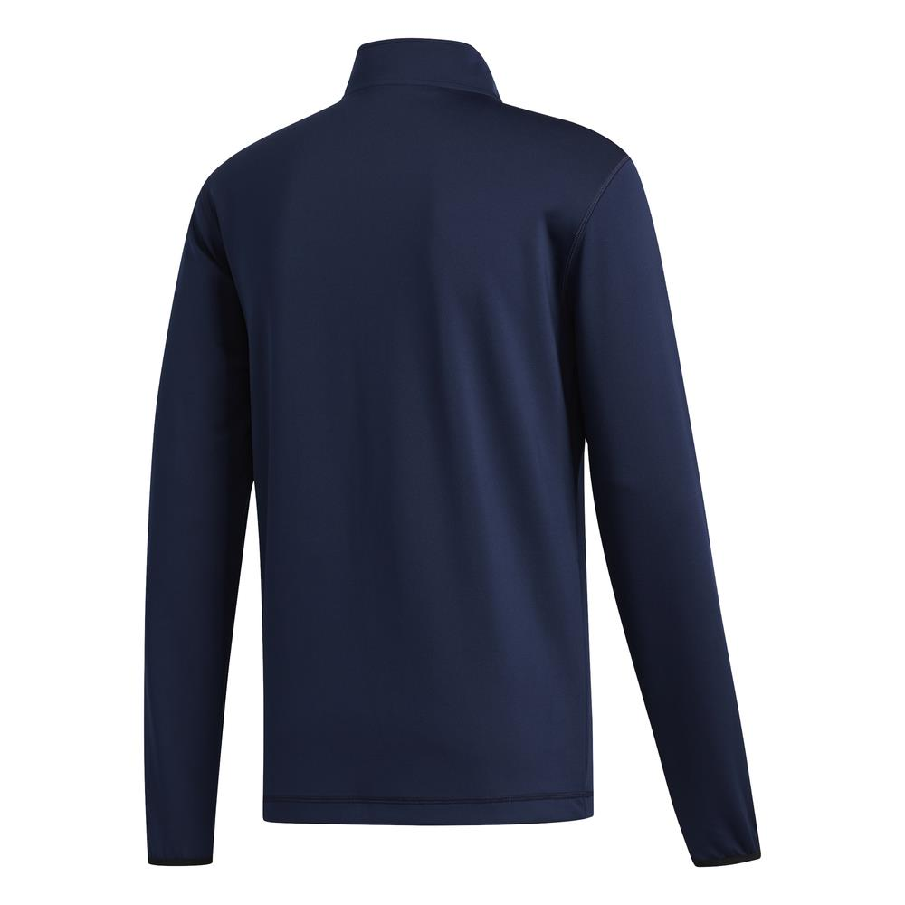 adidas Golf 3-Stripes Mens Midlayer  - Collegiate Navy