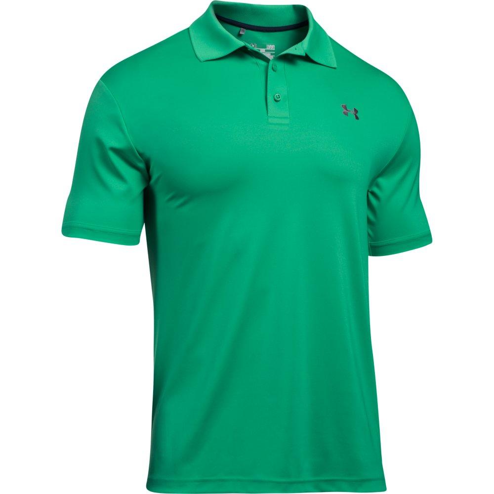 Under armour 2018 mens ua performance 2 0 tour golf sports for Under armor polo shirts