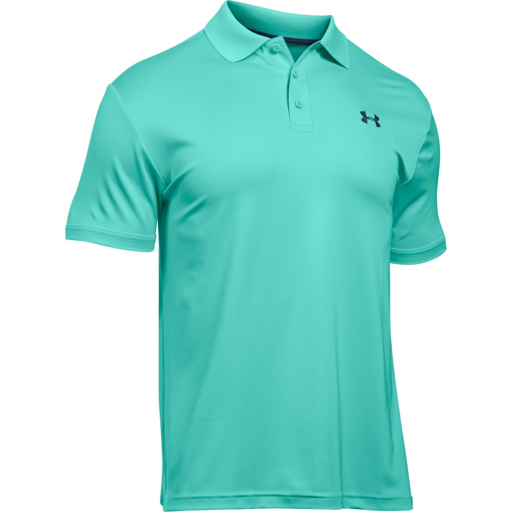 under armour 2018 mens ua performance 2 0 tour golf sports polo shirt 1242755 ebay. Black Bedroom Furniture Sets. Home Design Ideas