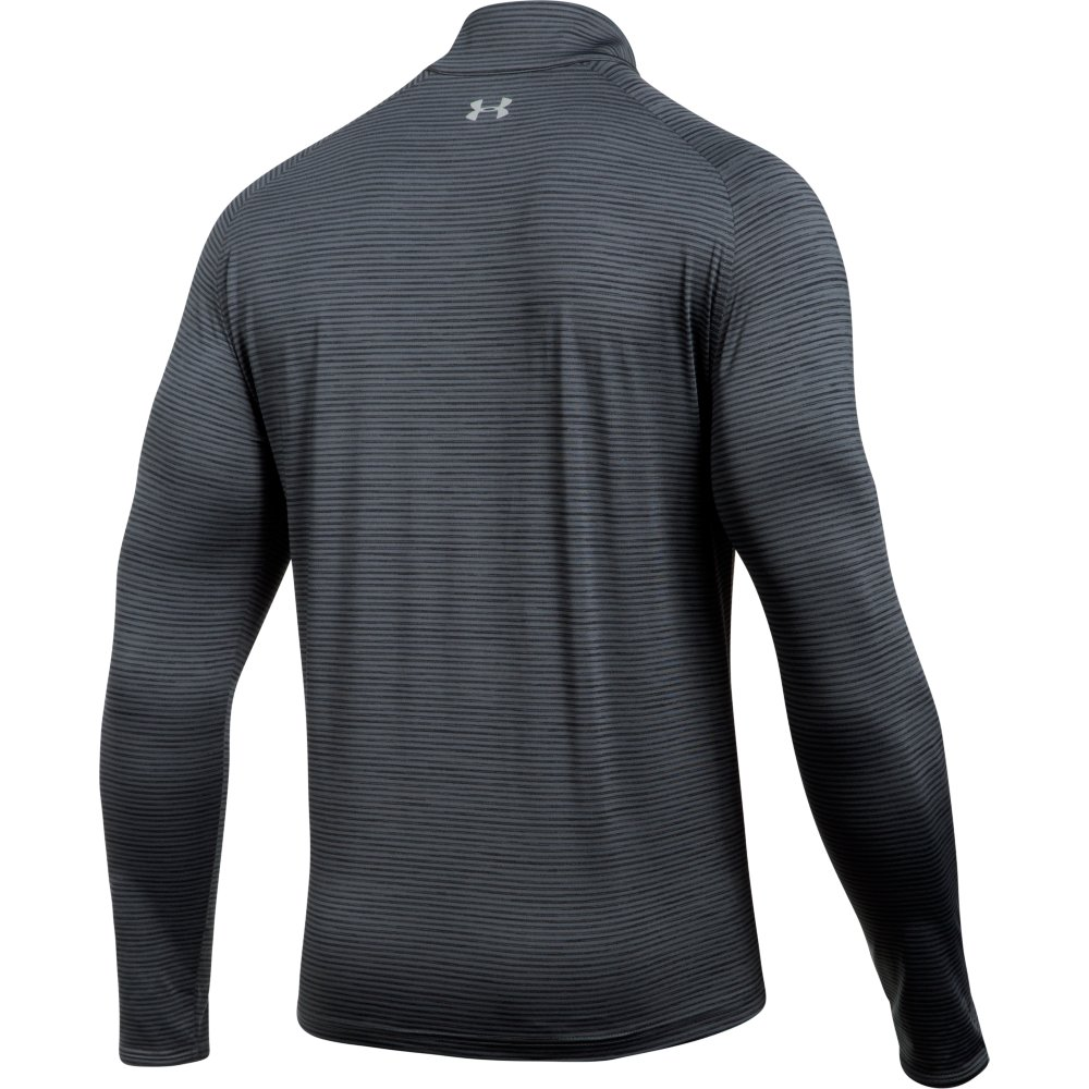 Under-Armour-Mens-Golf-1-4-Zip-PlayOff-Long-Sleeved-Sweater-Pullover-Top