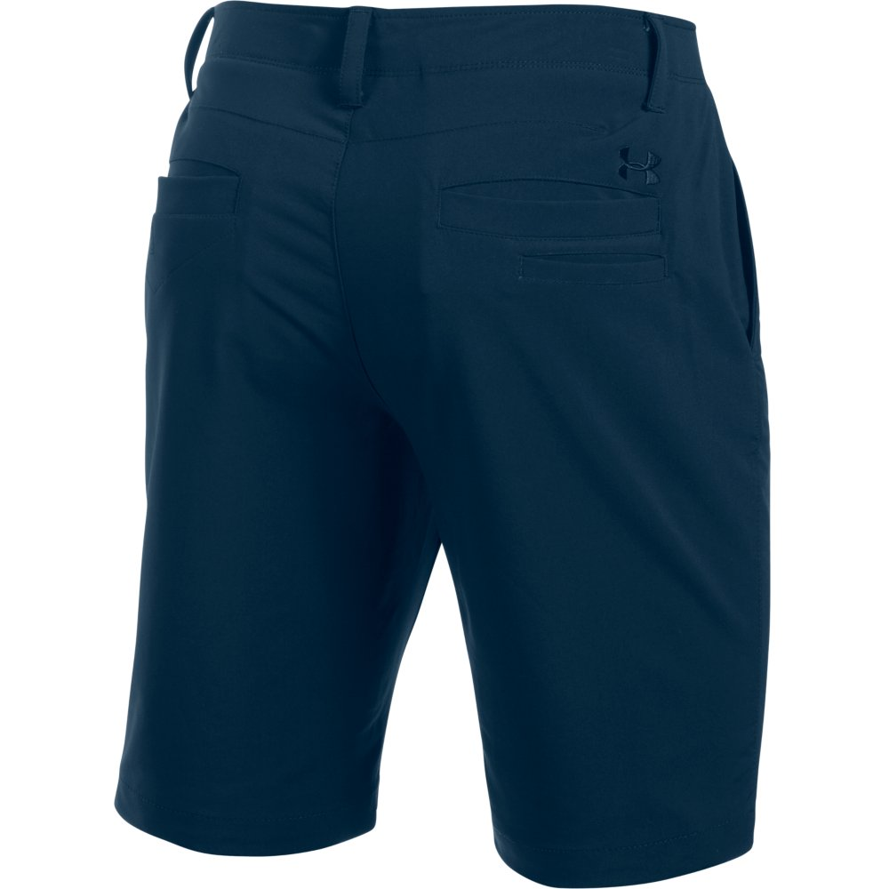 Under-Armour-Mens-Performance-MatchPlay-Tapered-Summer-Golf-Shorts-1272356 thumbnail 5