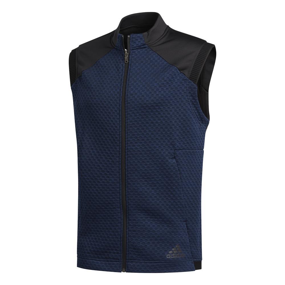 adidas Golf Mens COLD.RDY Vest / Gilet  - Collegiate Navy