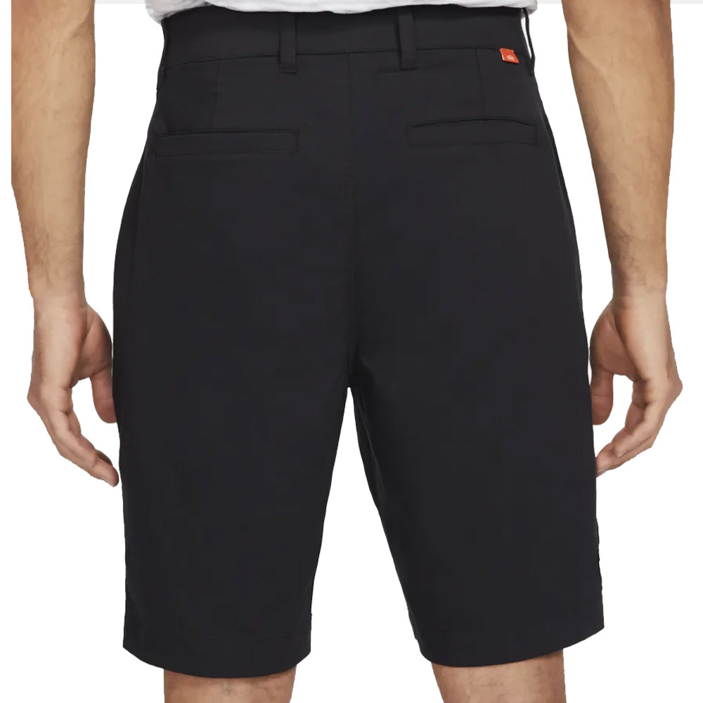 Nike Golf Dri-Fit UV Chino Golf Shorts  - Black