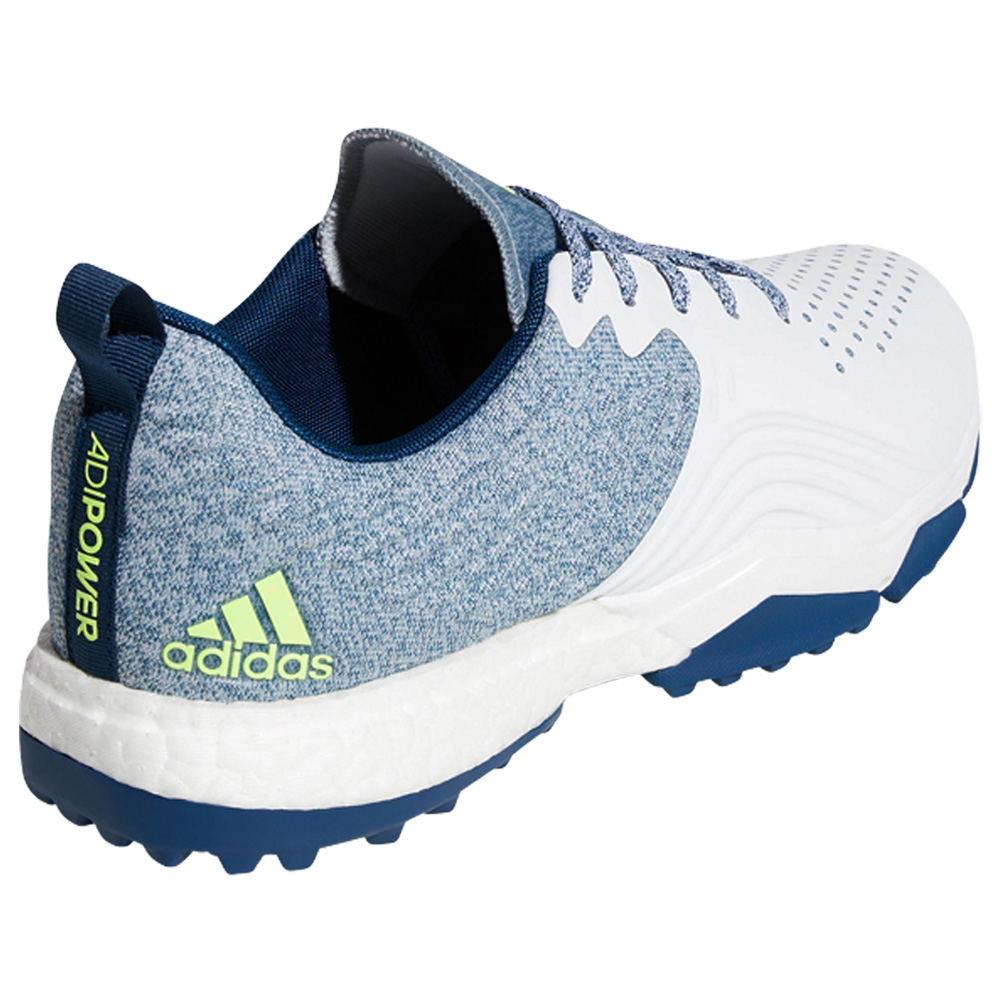 Adidas AdiPower 4ORGED S Water-Repellent Mens Golf Shoes - Wide Fit