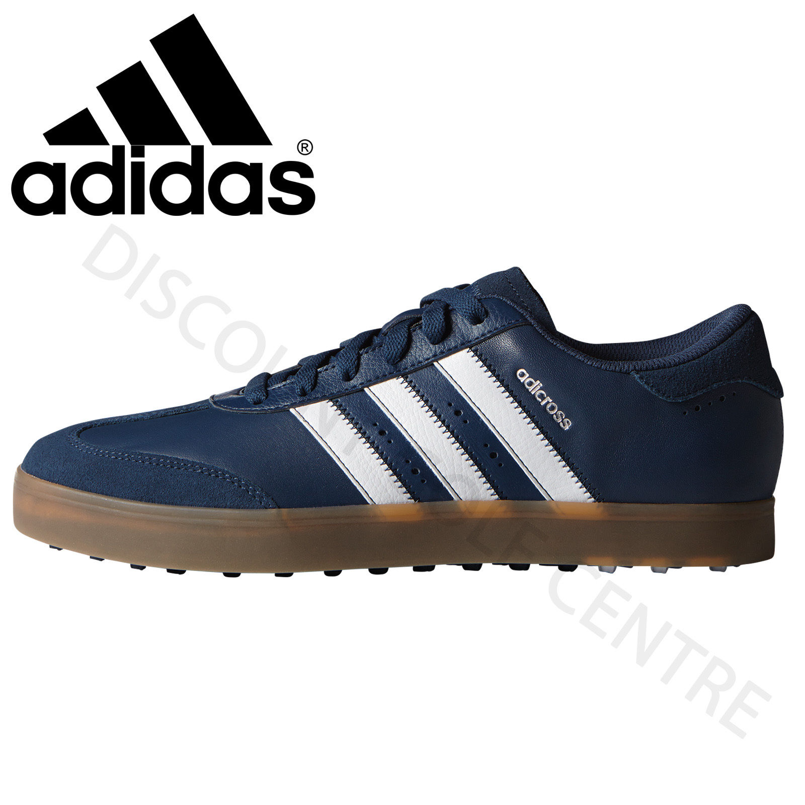 adidas adicross v spikeless mens golf shoes wide fitting