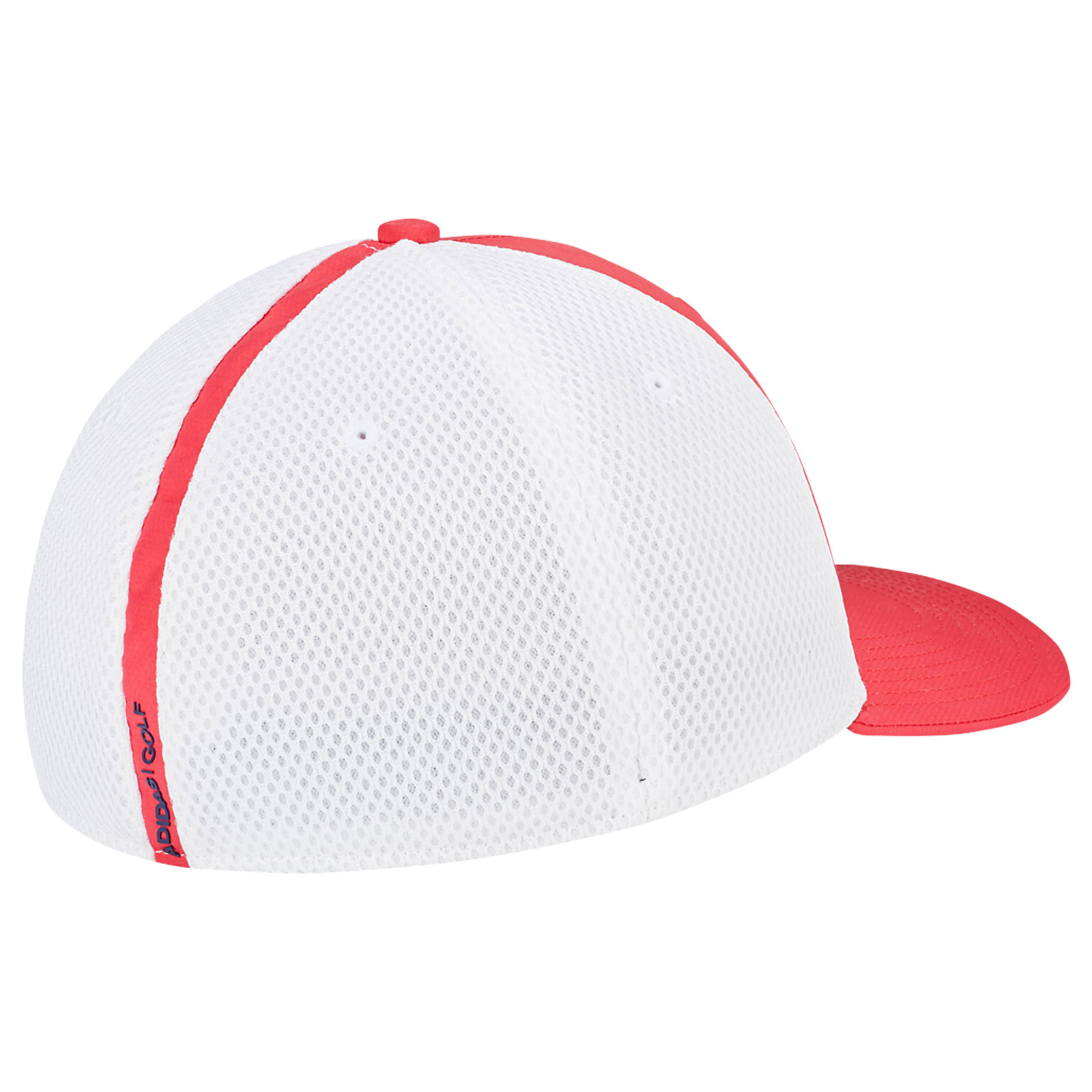 Adidas-Mens-A-Stretch-Tour-Fitted-Golf-Cap-Breathable-Mesh-Baseball-Hat Indexbild 13