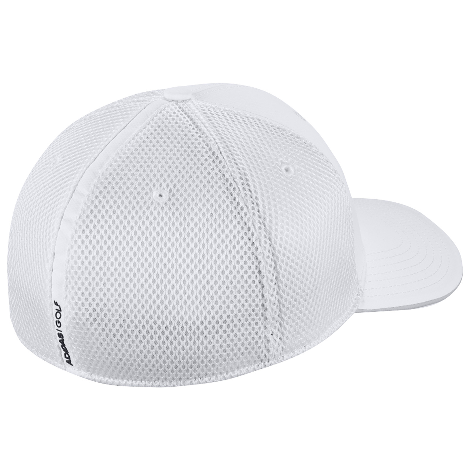 Adidas-Mens-A-Stretch-Tour-Fitted-Golf-Cap-Breathable-Mesh-Baseball-Hat Indexbild 5