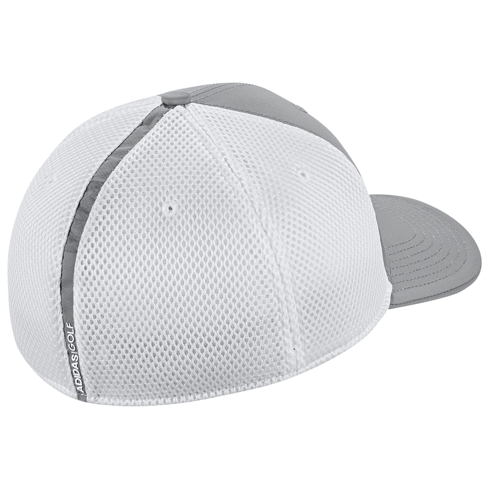 Adidas-Mens-A-Stretch-Tour-Fitted-Golf-Cap-Breathable-Mesh-Baseball-Hat Indexbild 11