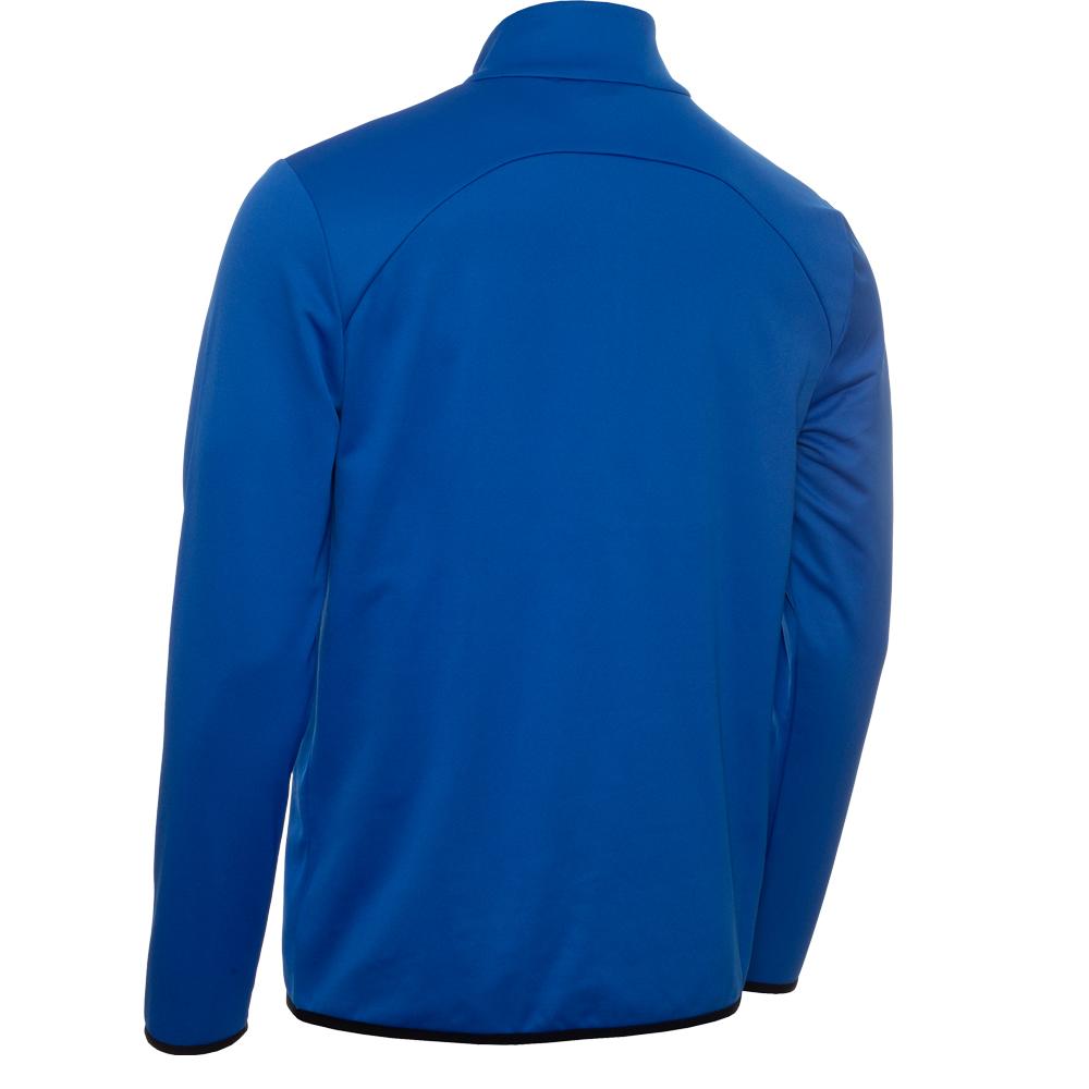 Calvin Klein Golf Taylor Half Zip Lightweight Breathable Sweater Mid Layer  - Nautical