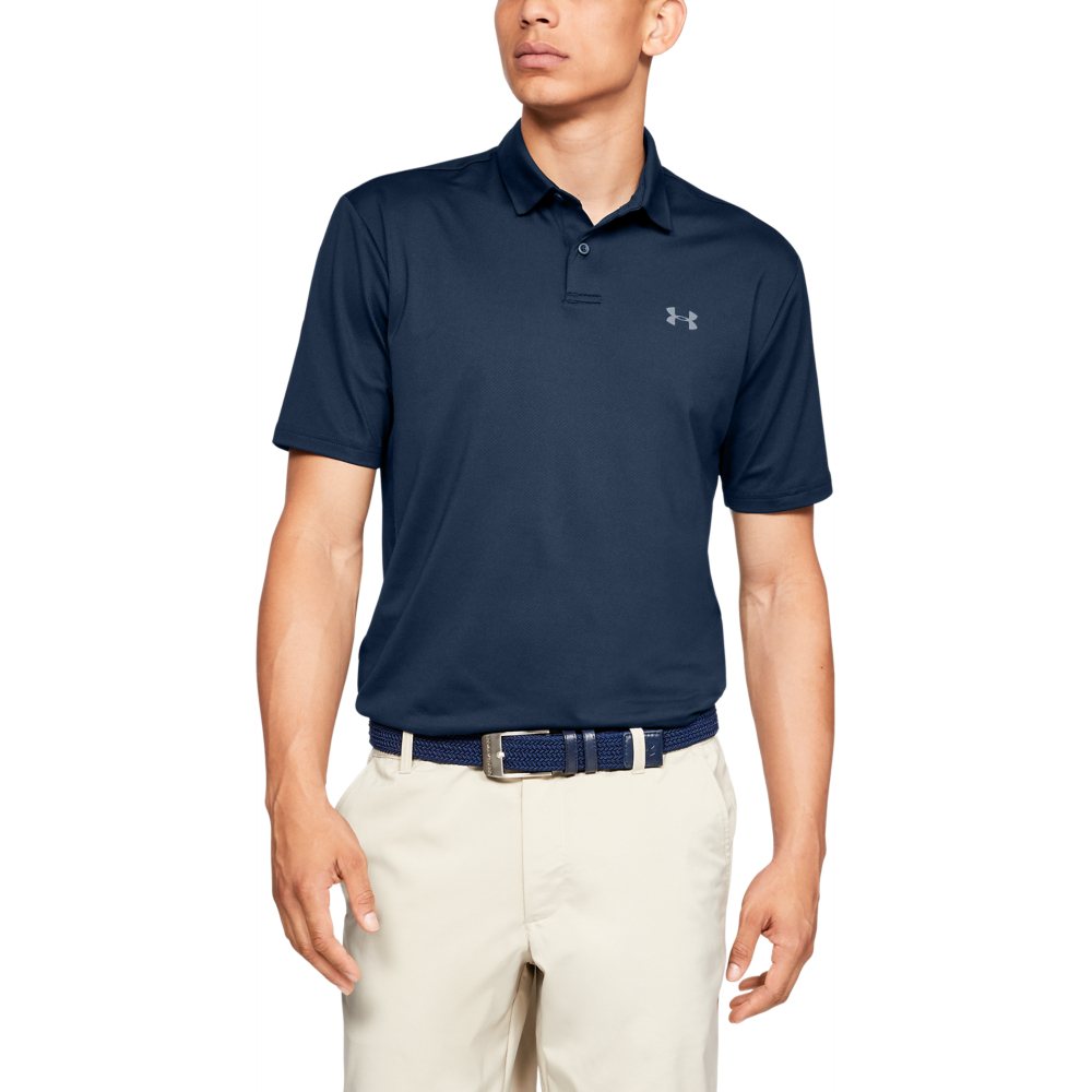 Under-Armour-2020-Mens-Performance-2-0-Smooth-Stretch-Golf-Sports-Polo-Shirt Indexbild 22