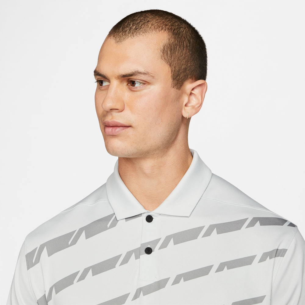 Nike Golf Dri-Fit Vapor Graphic Polo Shirt