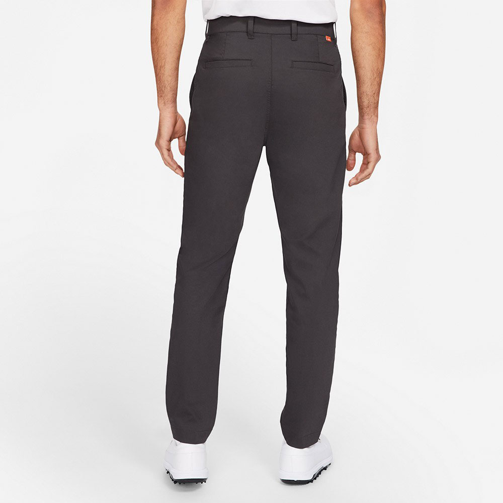 Nike Golf Dri-Fit UV Chino Pants Slim Trousers  - Dark Smoke Grey