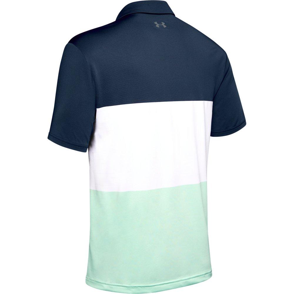 Under-Armour-Mens-2019-Playoff-2-0-Golf-Lightweight-Sports-Stretch-Polo-Shirt thumbnail 5
