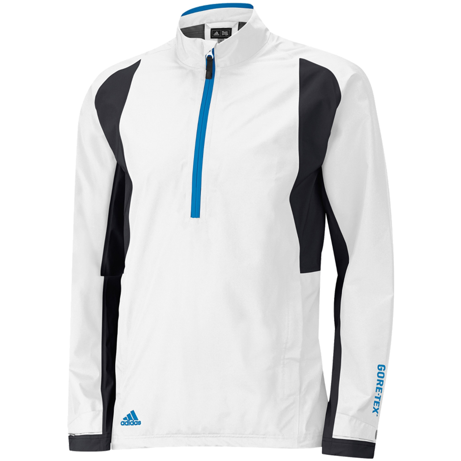 Adidas clearance gore tex waterproof golf rain jacket for Adidas golf rain shirt
