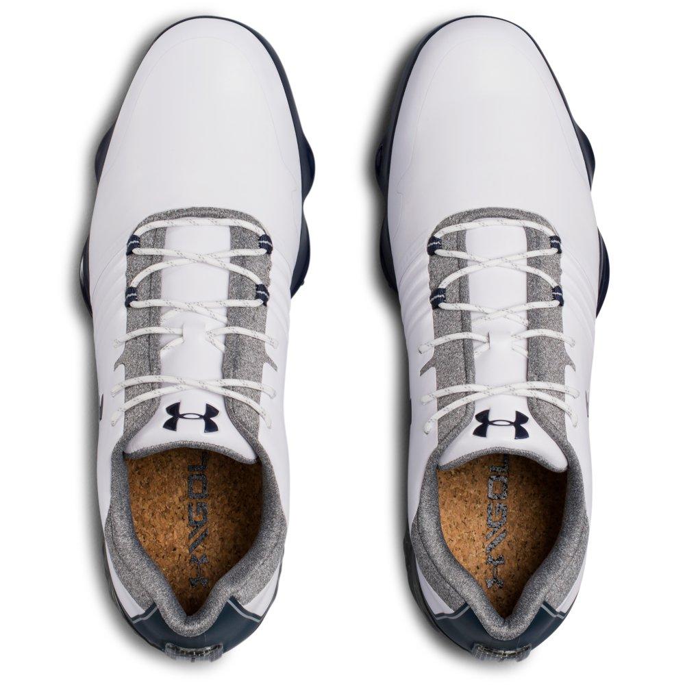 Under Armour Men's UA Matchplay E Waterproof Golf Shoes | eBay