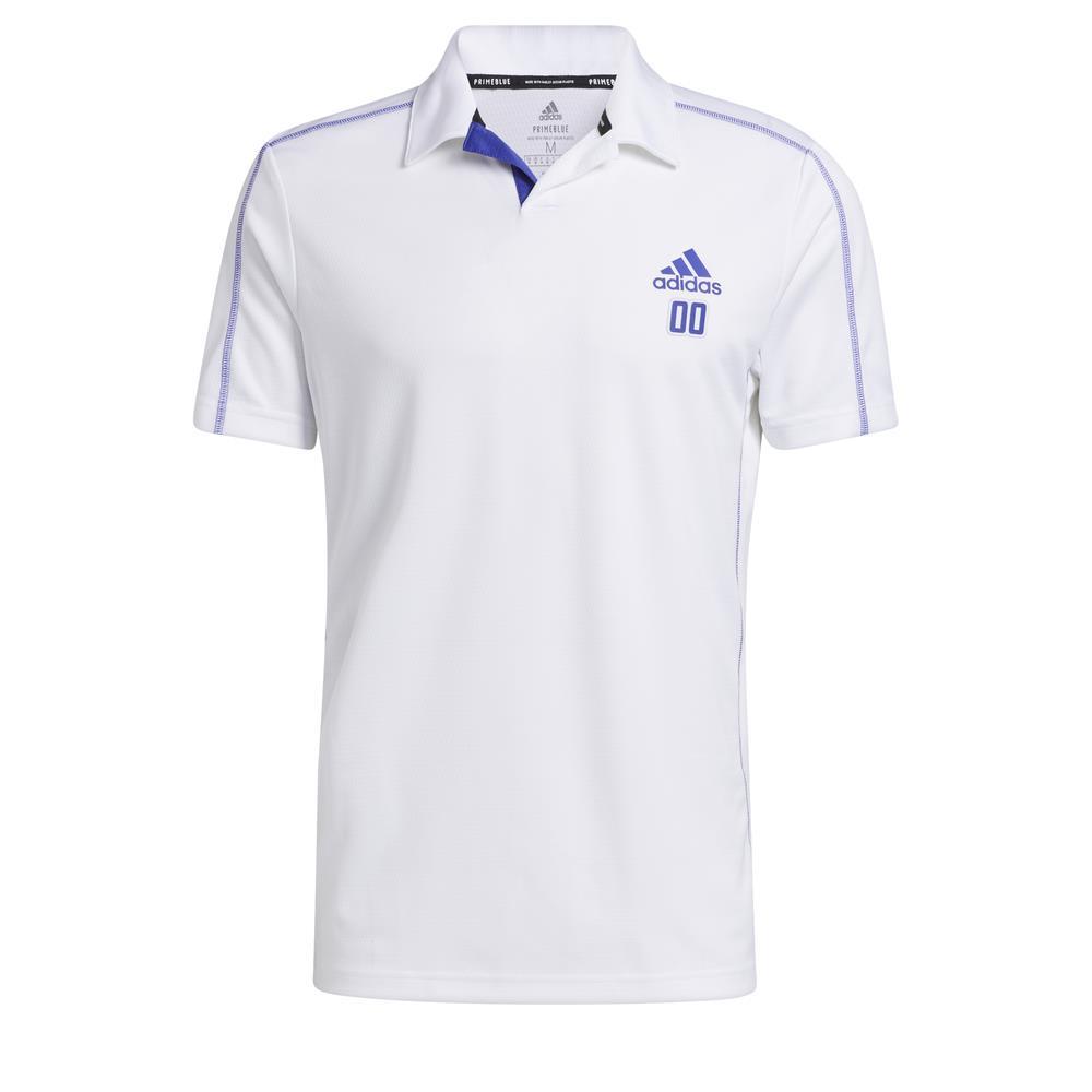 adidas Golf Primeblue HEAT.RDY Polo Shirt  - White