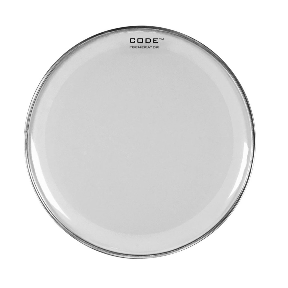 "CODE 16/"" Reso Ring Clear Drum Head RRCL16"