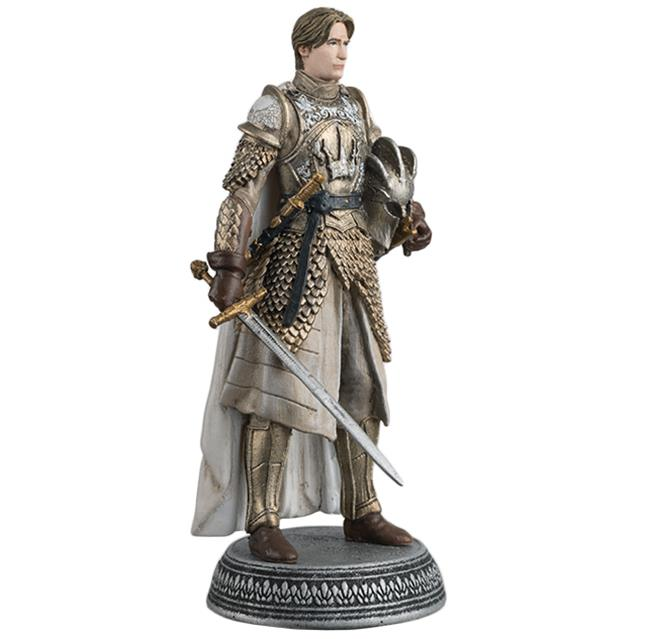 Game Of Thrones The Night King 1 10 Scale: HBO Game Of Thrones Eaglemoss Collection #10 Jaime