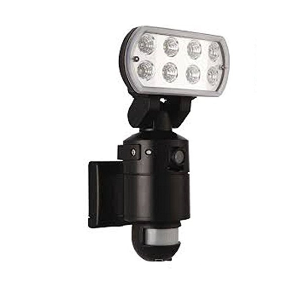 Pir led floodlight with cctv camera recorder motion detection pir led floodlight with cctv camera recorder motion detection security light aloadofball Images
