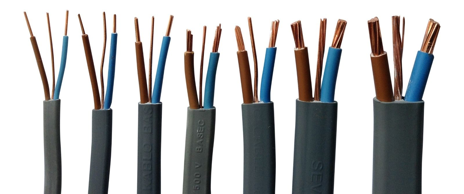 Twin and Earth   3 Core and Earth   Electrical Cable 6242Y   All ...