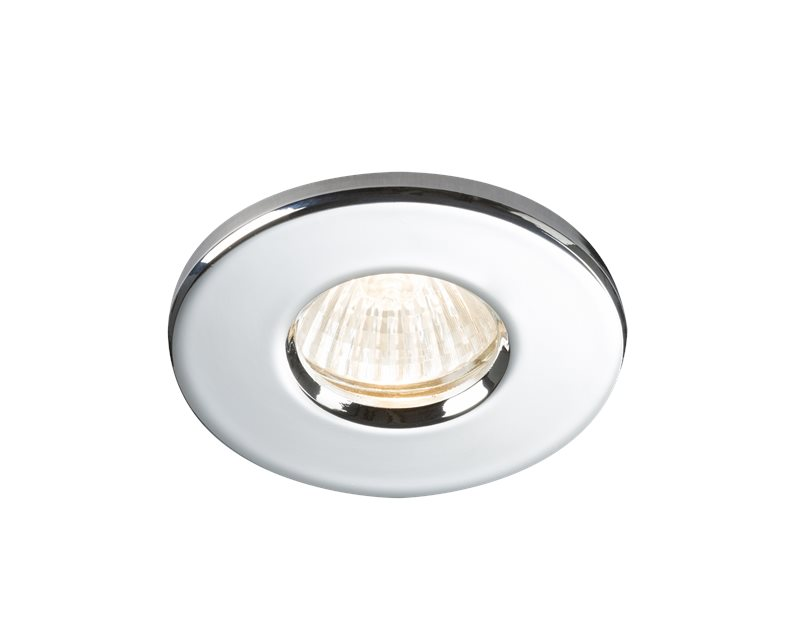 Knightsbridge IP65 Recessed Bathroom Downlight GU10 & MR16 ...