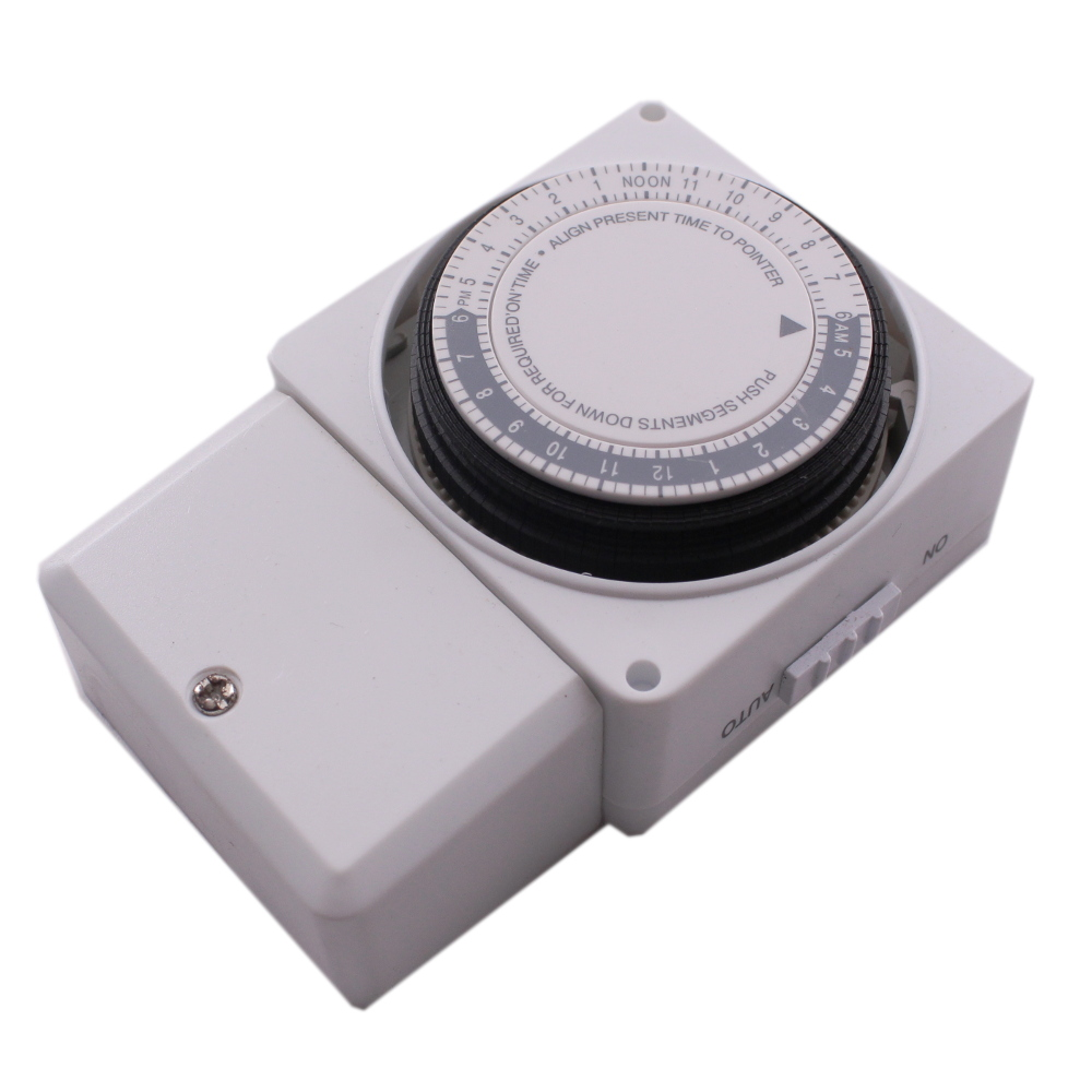 Mechanical Control Master General Purpose Timer, Immersion Heater ...