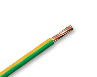 Details about Earth Green Yellow 16mm Single Core 6491X Wiring Cable Wire Earthing Bonding