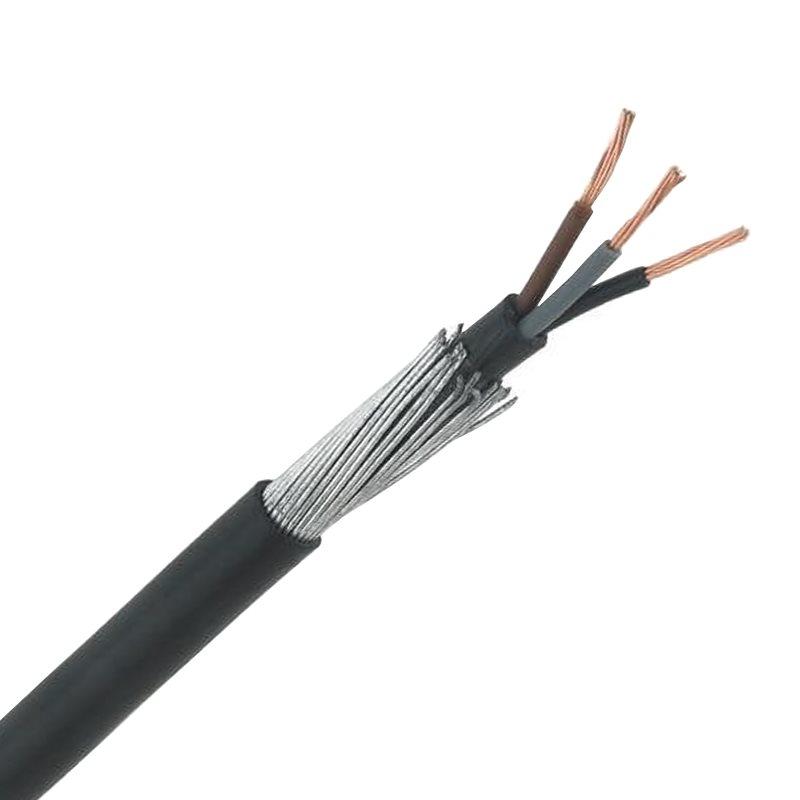 C/âble /électrique 2192Y 6/A 2/brins 0,75/mm Plat Blanc 5/metres