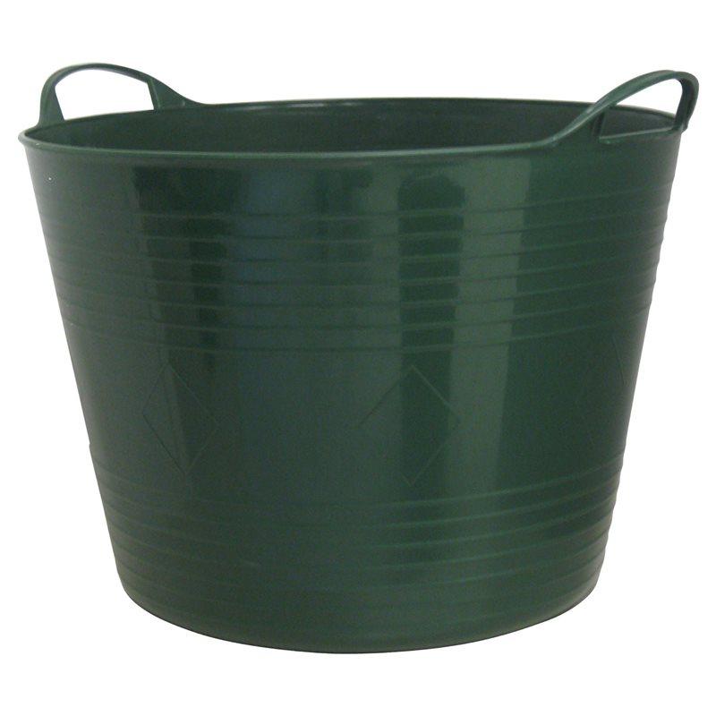 75 Litre Large Flexi Tub Garden Flexible Colour Storage