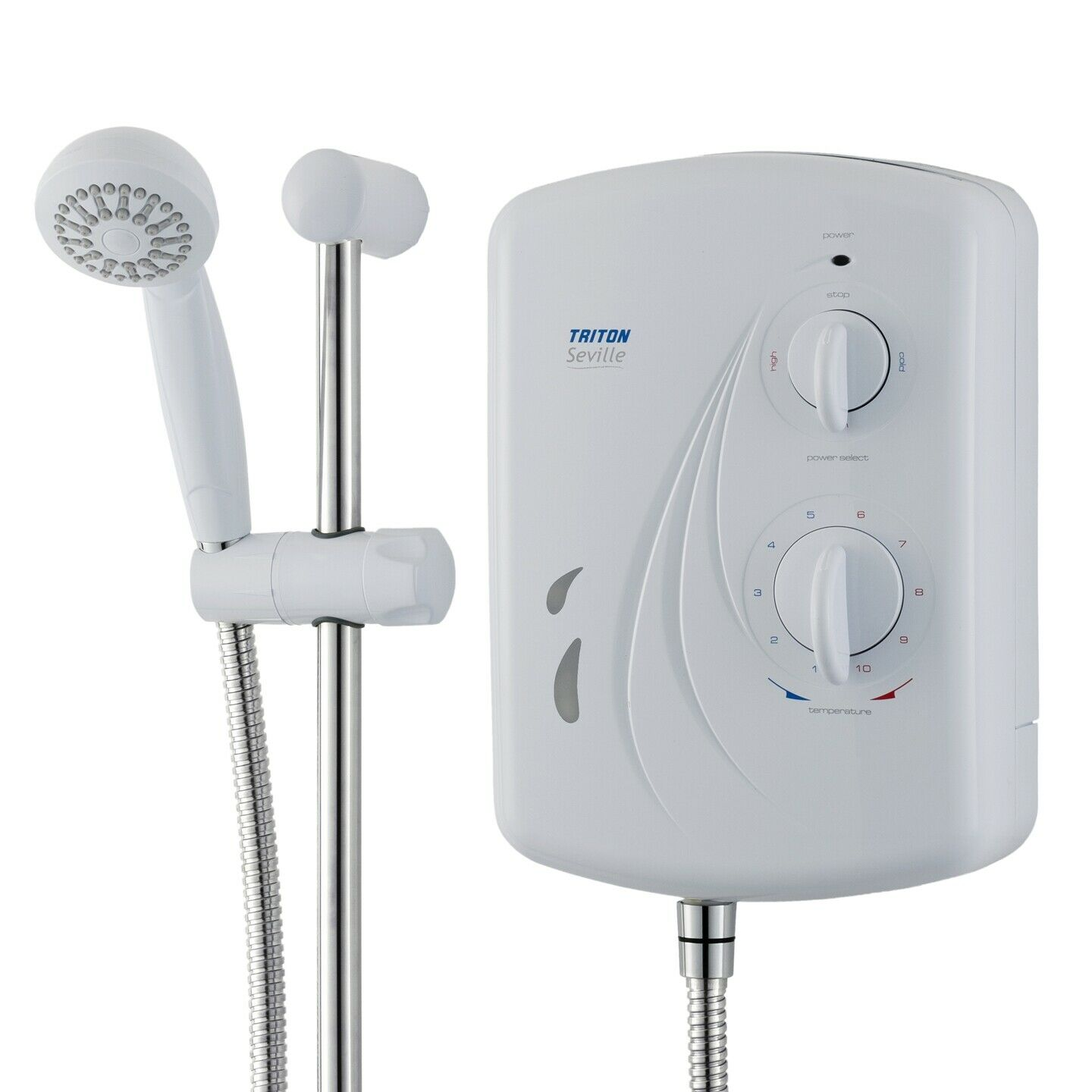 Triton Seville 10.5kW Electric Shower