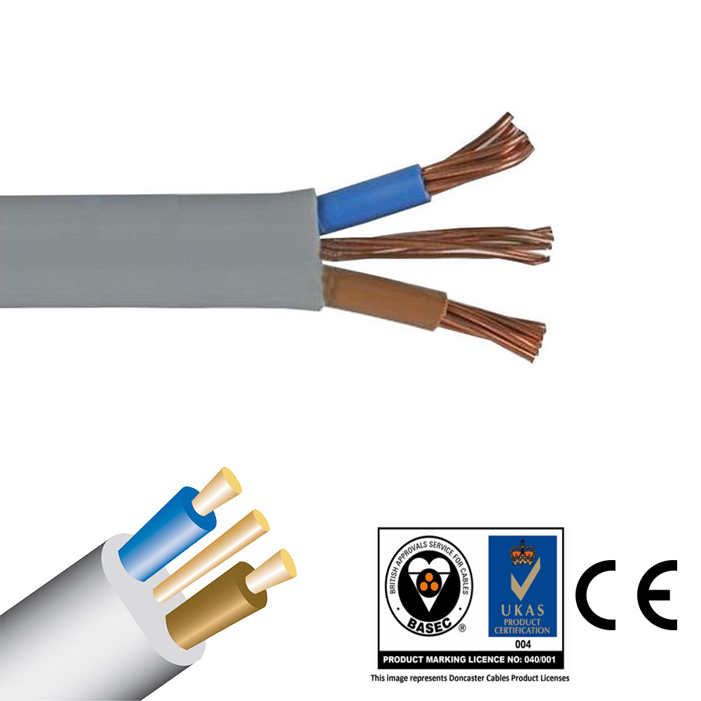 Details about 6 mm Twin and Earth T&E Electric Cable Wire | Domestic on cable dimensions, cable plugs, cable design, national electrical code, power cord, distribution board, electric power transmission, cable switch, home wiring, cable harness, cable cable, ground and neutral, electrical engineering, junction box, extension cord, cable connections, cable antenna, cable socket, cable service, cable construction, cable parts, cable housing, cable ducts, three-phase electric power, cable filter, earthing system, wiring diagram, knob and tube wiring, power cable, cable wire, electrical conduit, circuit breaker, electric motor, cable computer, alternating current, cable connectors, cable audio, cable springs,