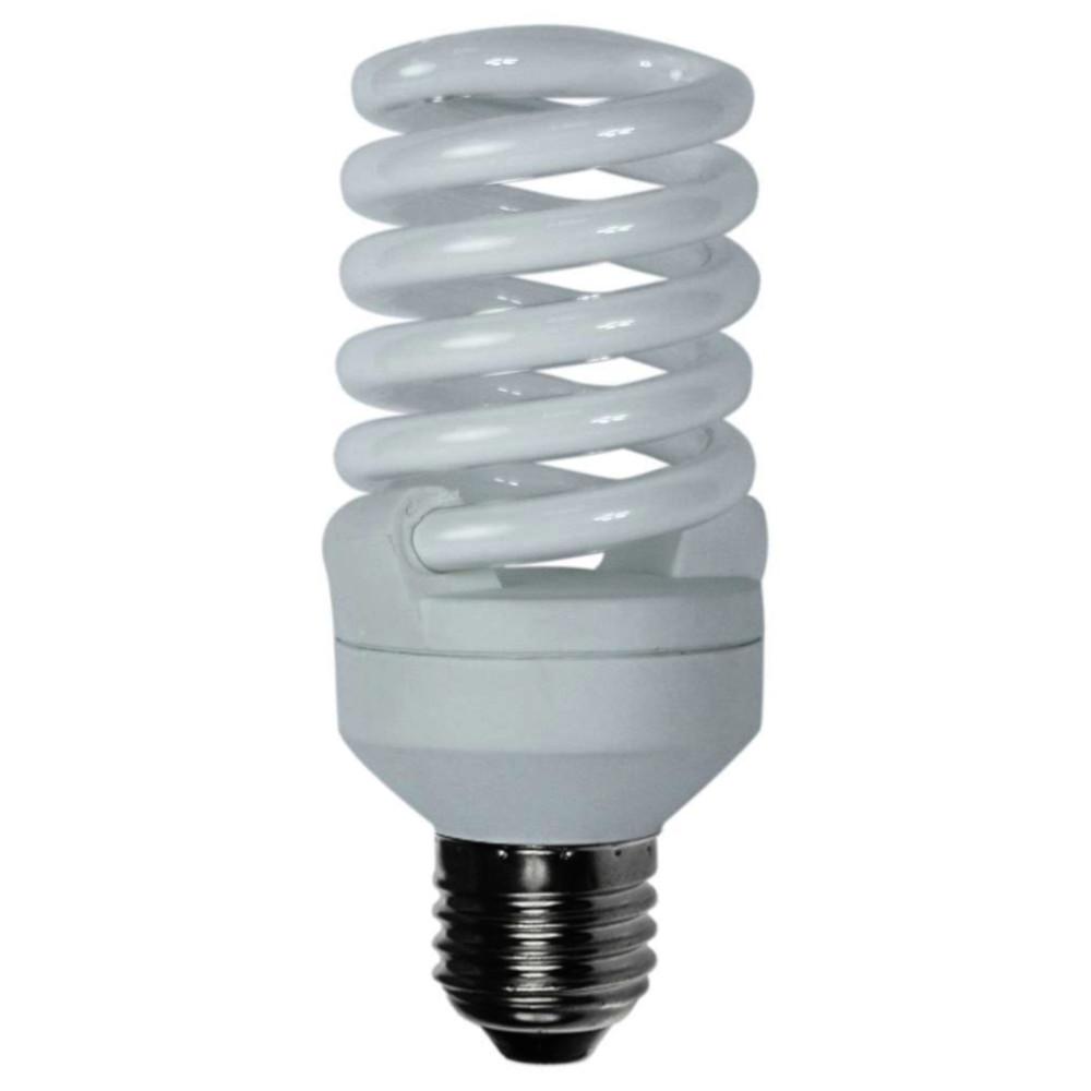 B22 2700k Warm White Energy Saving Spiral Helix Light Bulb Bell 25w 240v BC