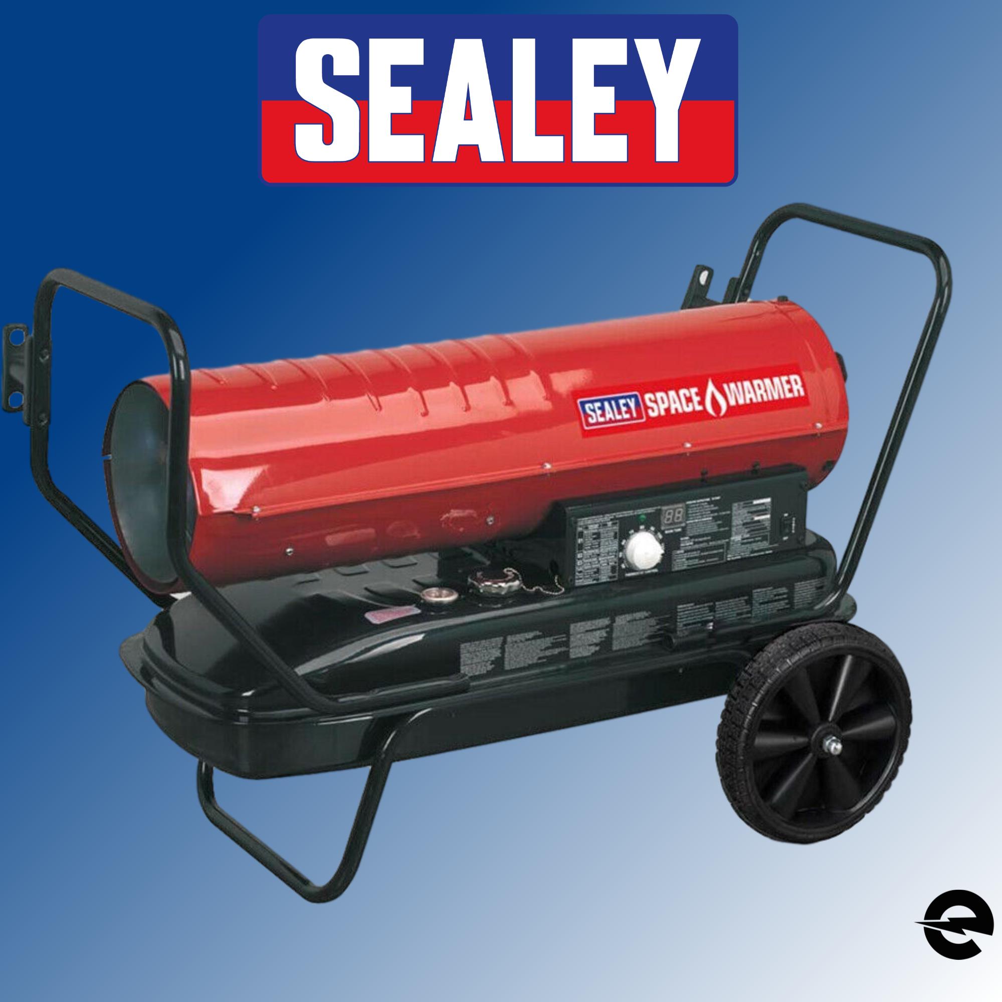 Sealey Eh2001 Industriel Ventilateur Chauffage 2 kW