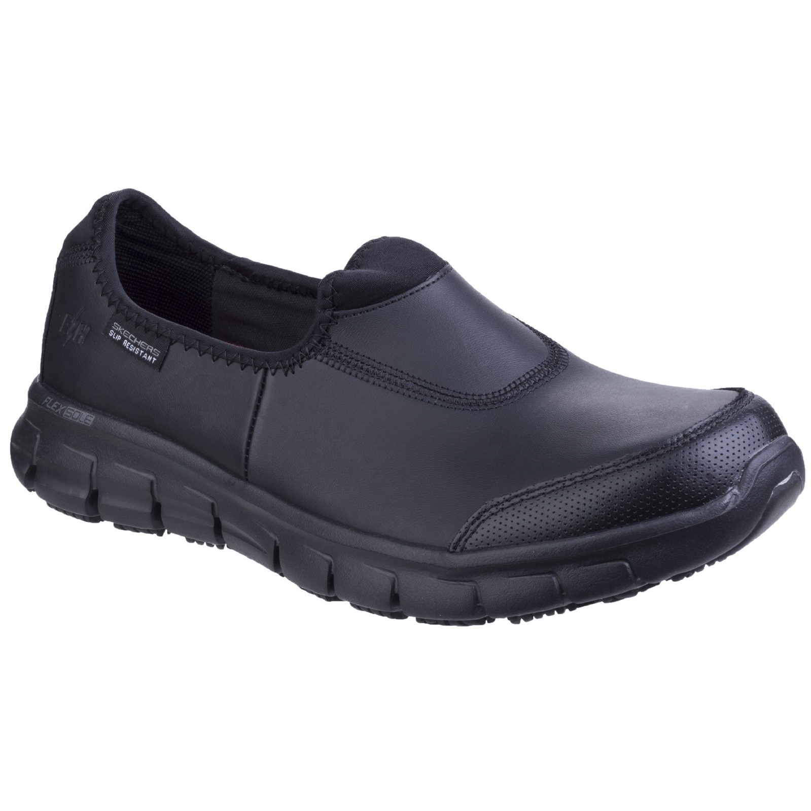 Mens Slip On Memory Foam Dress Shoes