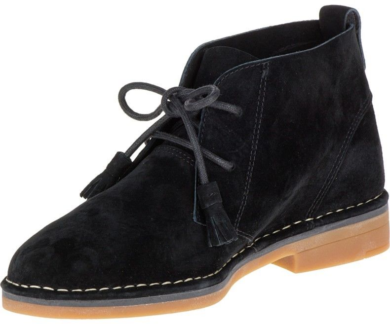 Womens Hush Puppies Cyra Catelyn Lace Up Suede Desert