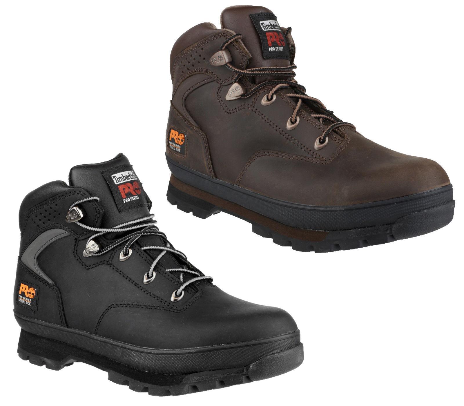 Détails sur Timberland Pro Euro Hiker 2 g Homme Sécurité Travail Bottes SBP Steel Toe Semelle Intermédiaire afficher le titre d'origine
