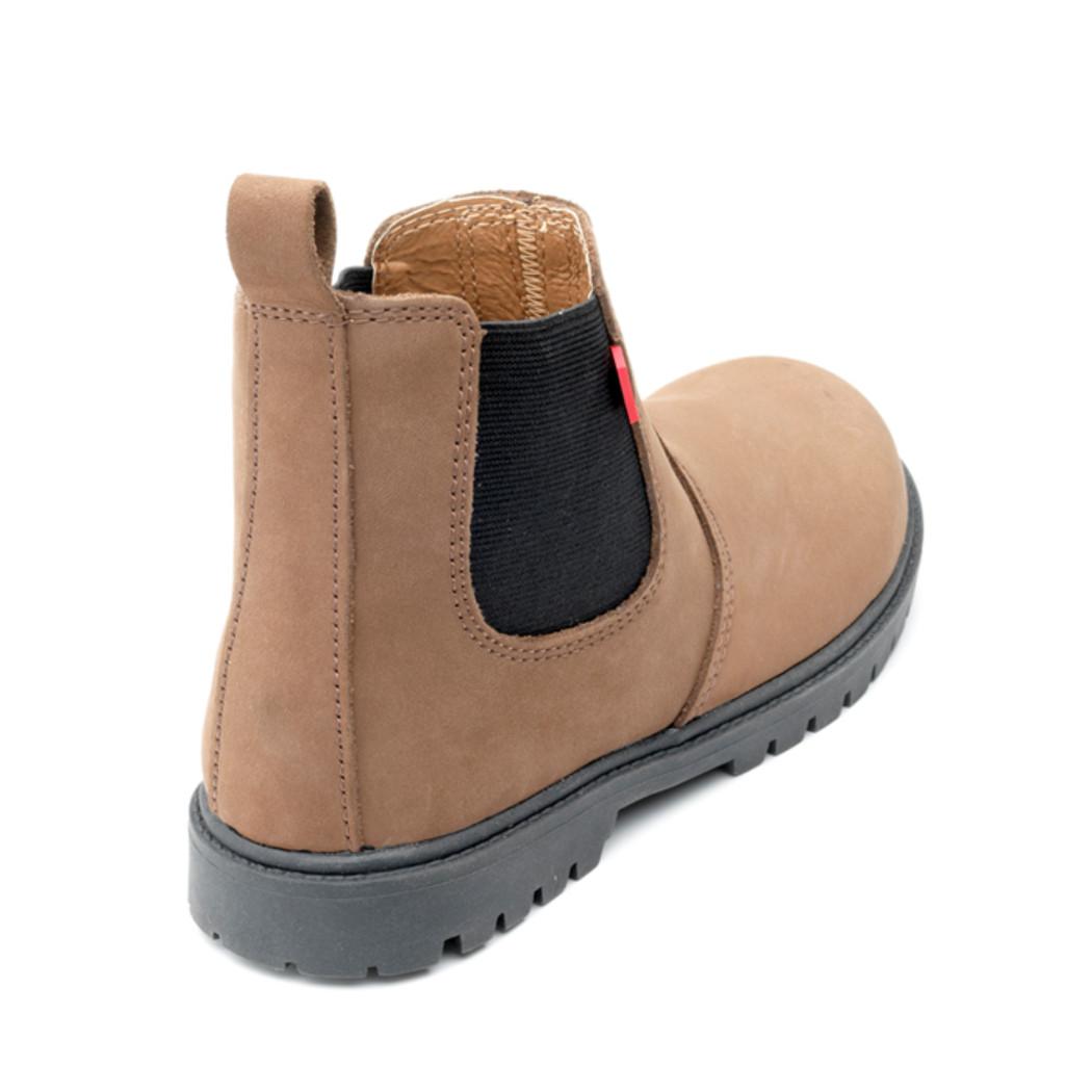 bd67d06a Chipmunks Boys/Girls Kids Infants/Junior Classic Dealer Chelsea Boots - Tan