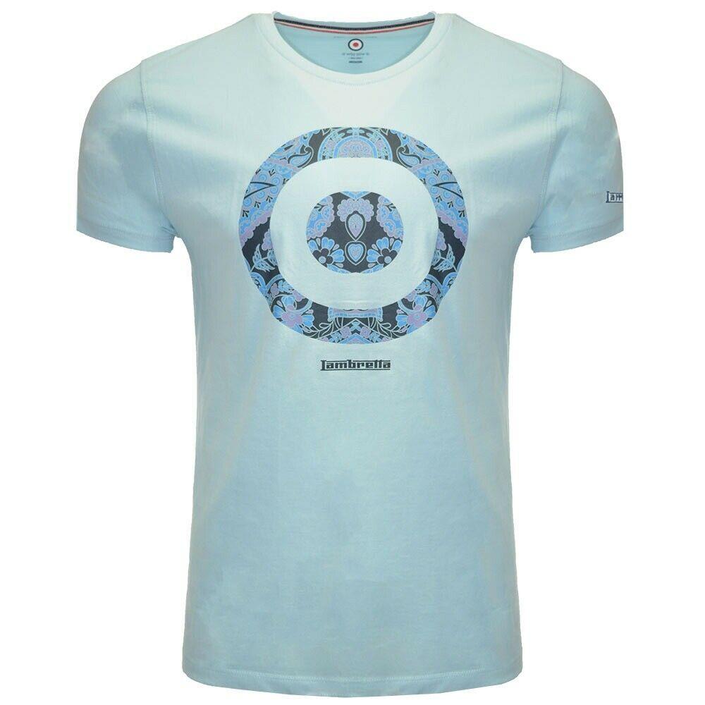 Mens Ben Sherman Classic Mod Ska Smart Casual Tee T-Shirt Sizes S to 2XL