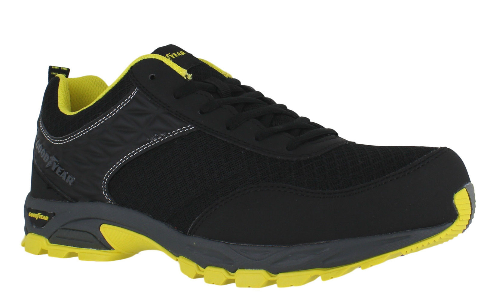 7d1632c94ee Details about Goodyear Mens - Safety Trainers Shoes - S1P SRA Metal-Free  Toe/Midsole