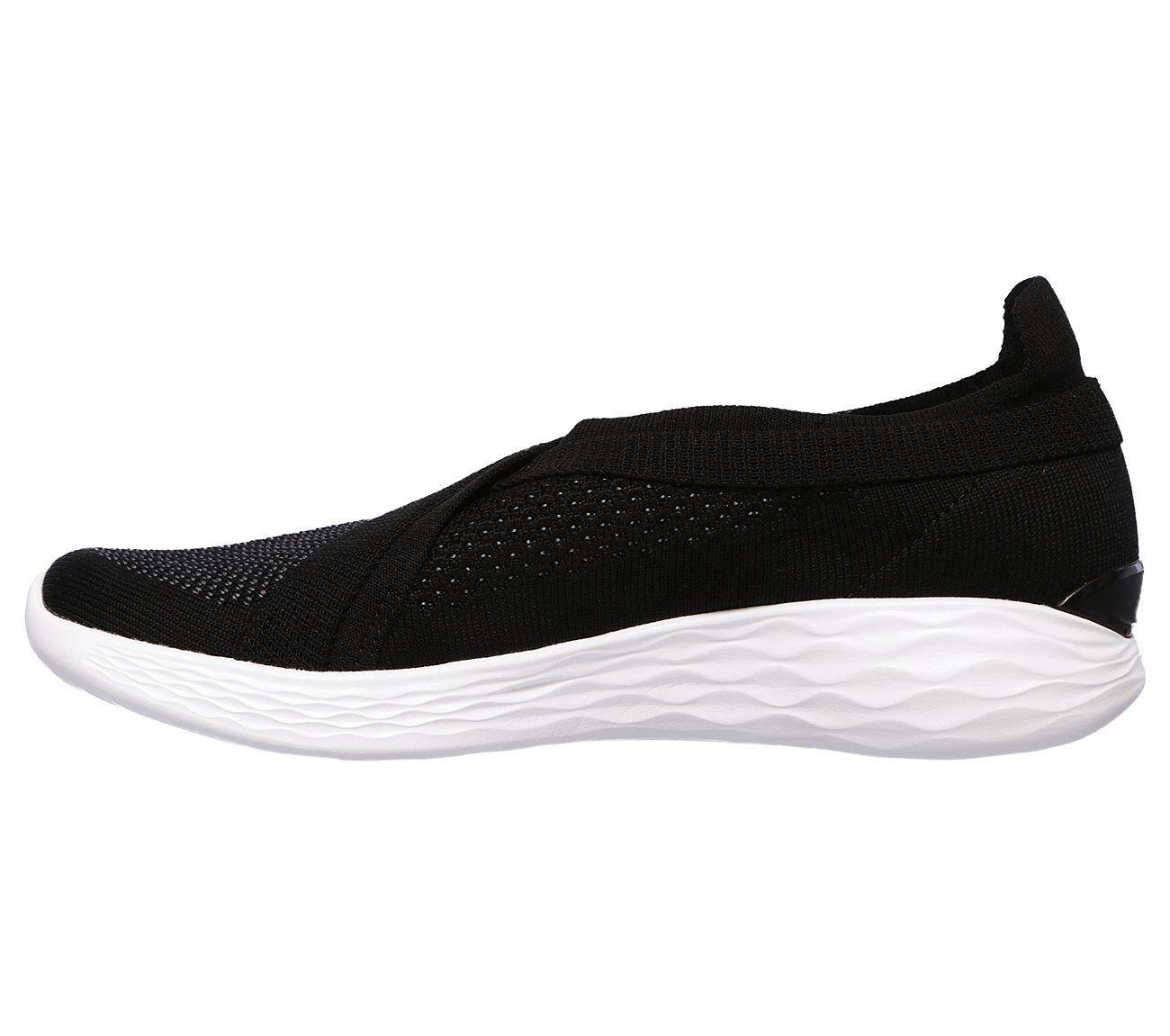Vous-luxe - Chaussures De Sport Pour femmes / Skechers Noir tzcgM