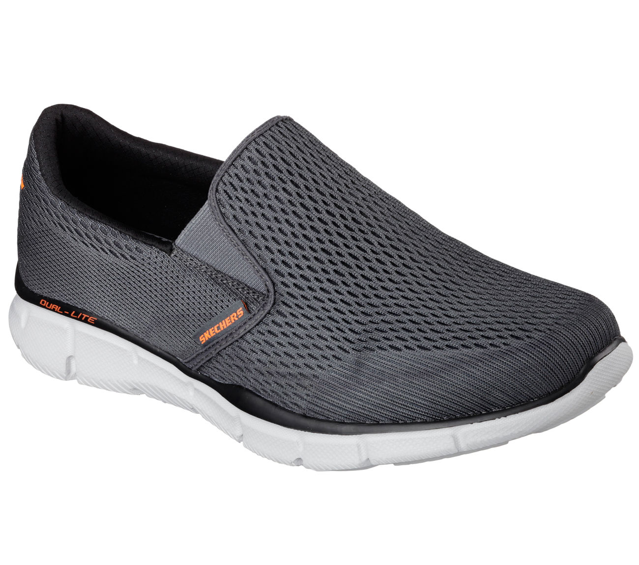 Mens Skechers Equalizer Double Play Casual Slip On